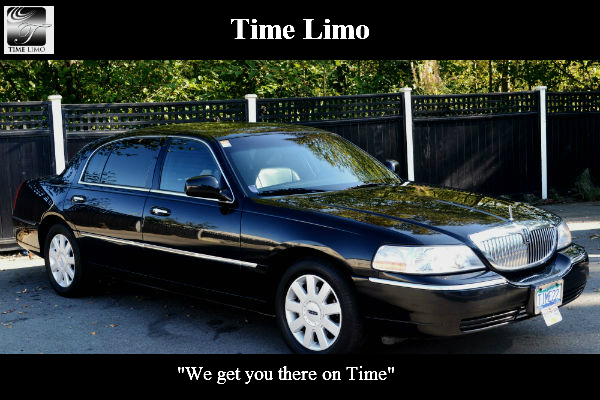 Lincoln Town Car Sedan Time Limousine Service
