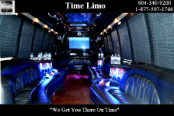vancouver party bus, party bus rental vancouver