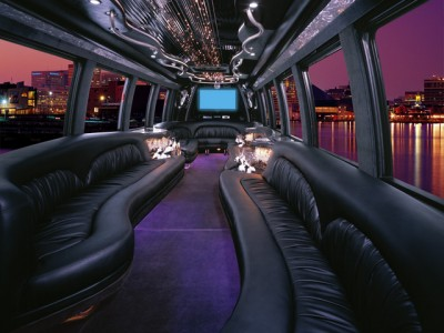 Vancouver Party Bus Service by Time Limousine