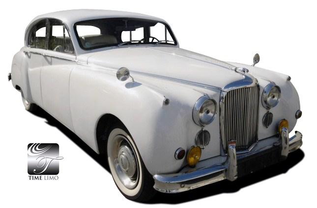 1948 Jaguar MarkV111 Vancouver Classic Limousine