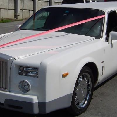 Rolls Royce Phantom Look-a-like Vancouver Limousine