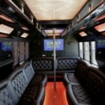 Langley to Vancouver party bus rental -20-30 passenger party buses langley