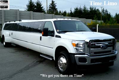 Vancouver Airport To Whistler Limousine Service Time