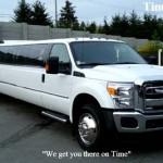 22 Passenger stretch SUV Vancouver