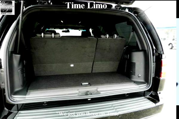 Time Limo Navigator Interior 2 Time Limousine Service
