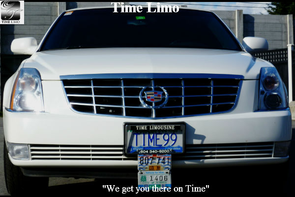 Stretch Cadillac Dts Time Limousine Service