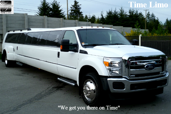 Ford F550 Suv Limo Time Limousine Service
