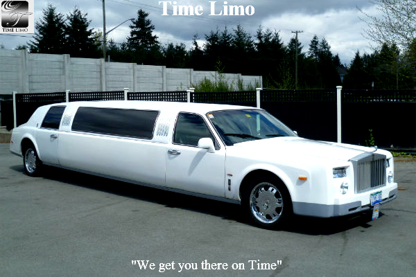 Rolls Royce Limo >> Stretch Rolls Royce Phanthom Replica Time Limousine Service