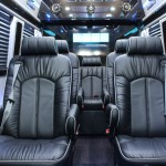 Mercedes Sprinter Van rental Vancouver airport to Whistler