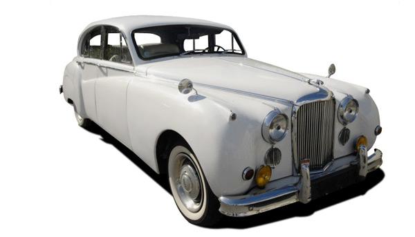1958 Jaguar Mark VIII - Time Limousine Service