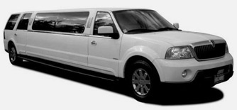 Limo Stretch LincoLn Navigator SUV Limo