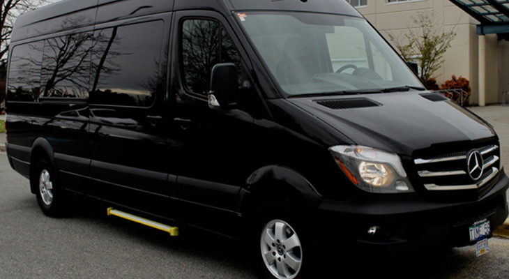 MERCEDES SPRINTER (LUXURY)