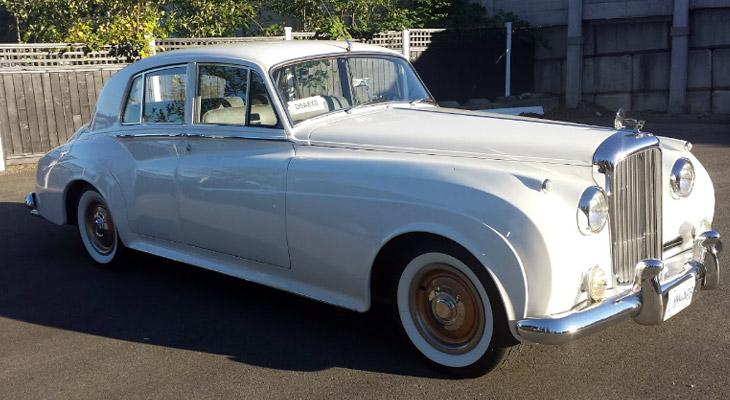 1960 BENTLEY S3